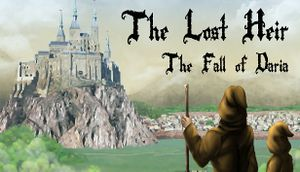 The Lost Heir: The Fall of Daria cover