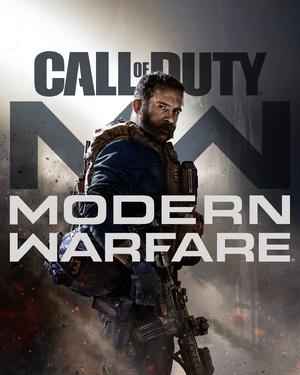 Call of Duty: Modern Warfare cover