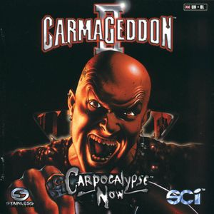 Carmageddon II: Carpocalypse Now cover