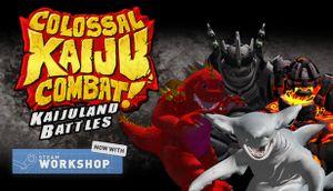 Colossal Kaiju Combat: Kaijuland Battles cover