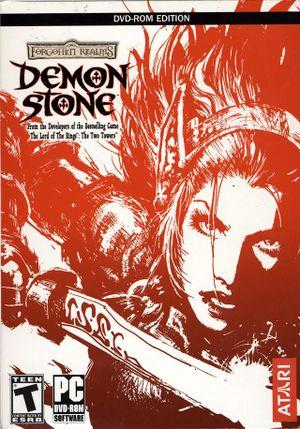 Forgotten Realms: Demon Stone cover