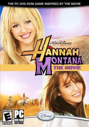 Hannah Montana: The Movie cover