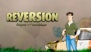 Reversion - The Escape (1st Chapter) cover