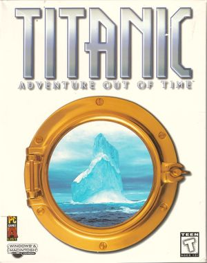 Titanic: Adventure Out of Time cover