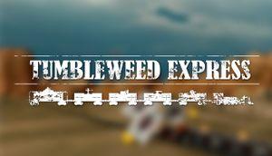 Tumbleweed Express cover