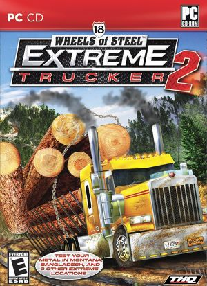 18 Wheels of Steel: Extreme Trucker 2 cover