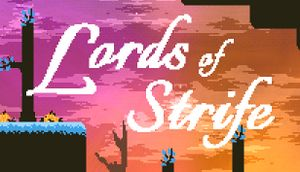 Lords of Strife cover