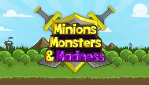 Minions, Monsters, and Madness cover