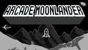 Arcade Moonlander cover