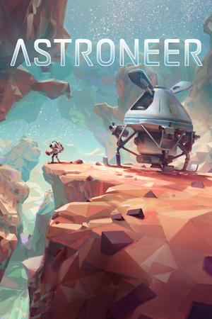 Astroneer cover
