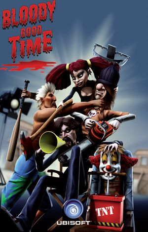 Bloody Good Time cover