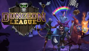 Dungeon League cover