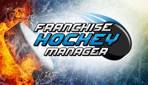 Franchise Hockey Manager 2014 cover