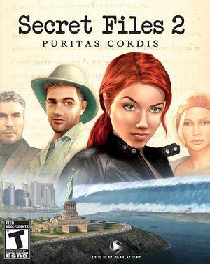 Secret Files 2: Puritas Cordis cover