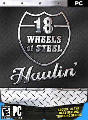 18 Wheels of Steel: Haulin' cover