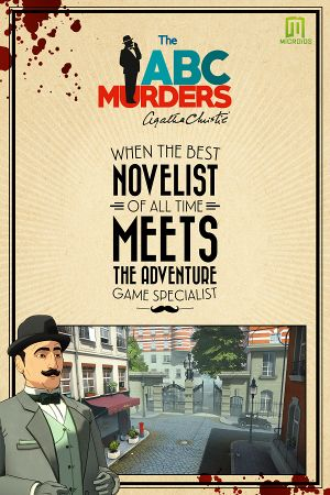 Agatha Christie: The ABC Murders cover