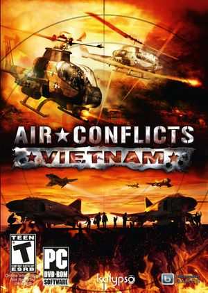 Air Conflicts: Vietnam cover