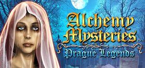 Alchemy Mysteries: Prague Legends cover
