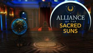 Alliance of the Sacred Suns cover