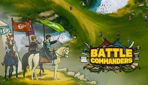 Battle Commanders cover