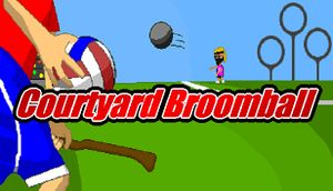 Courtyard Broomball cover