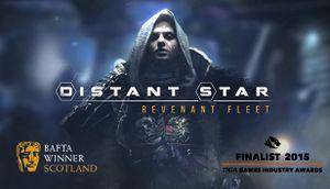 Distant Star: Revenant Fleet cover