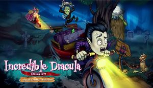 Incredible Dracula: Chasing Love cover