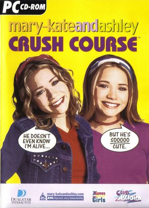 Mary-Kate and Ashley: Crush Course cover
