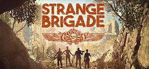 Strange Brigade cover