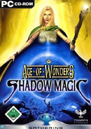 Age of Wonders: Shadow Magic cover