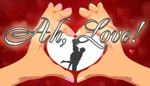 Ah, Love! cover