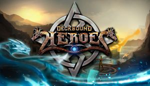 Deckbound Heroes cover