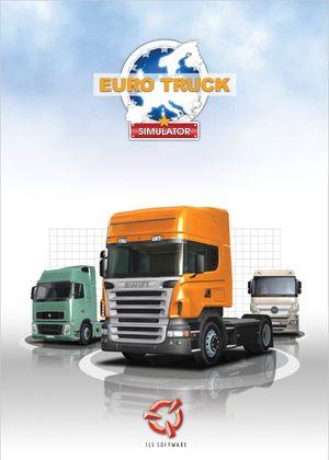 Euro Truck Simulator cover