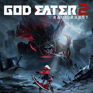 God Eater 2: Rage Burst cover