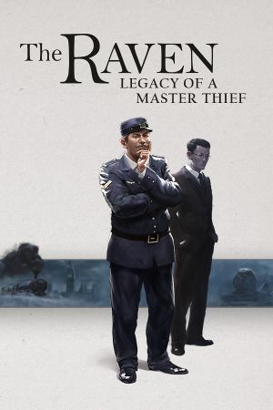 The Raven: Legacy of a Master Thief cover
