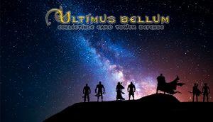 Ultimus bellum cover