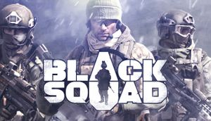 Black Squad cover