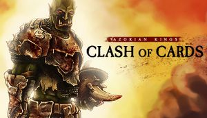 Clash of Cards cover