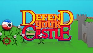 Defend Your Castle cover