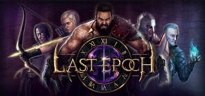Last Epoch cover