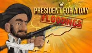 President for a Day - Floodings cover