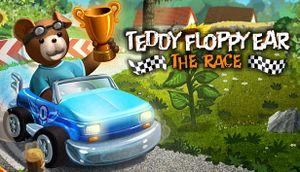 Teddy Floppy Ear: The Race cover