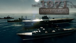 1971: Indian Naval Front cover