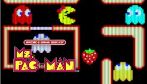 Arcade Game Series: Ms. Pac-Man cover