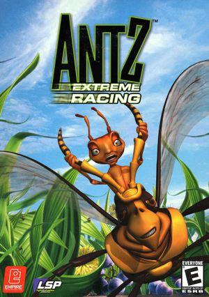 Antz Extreme Racing cover