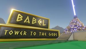 Babel: Tower to the Gods cover