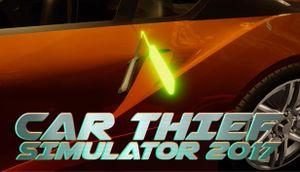 Car Thief Simulator 2017 cover