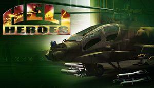Heli Heroes cover