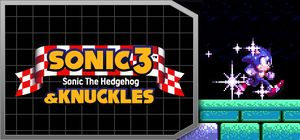 Sonic 3 & Knuckles cover