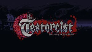 The Textorcist: The Story of Ray Bibbia cover